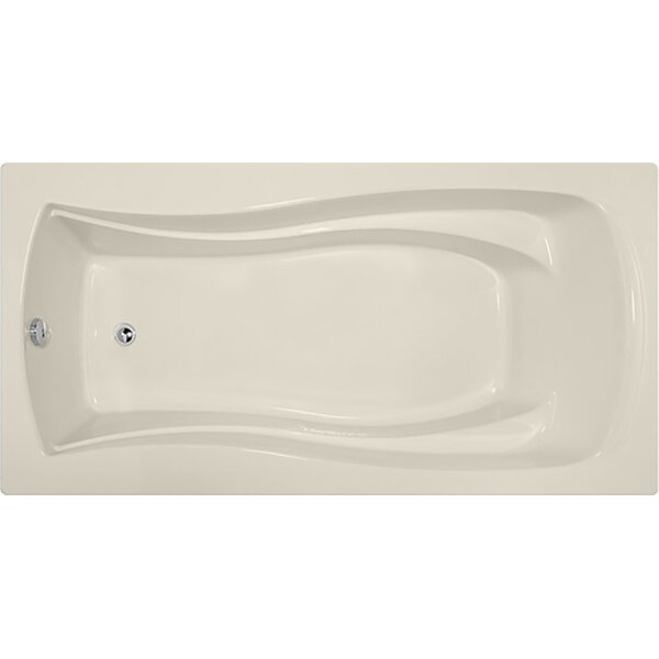 Designer Charlotte 72 x 36 Soaking Bathtub by Hydro Systems