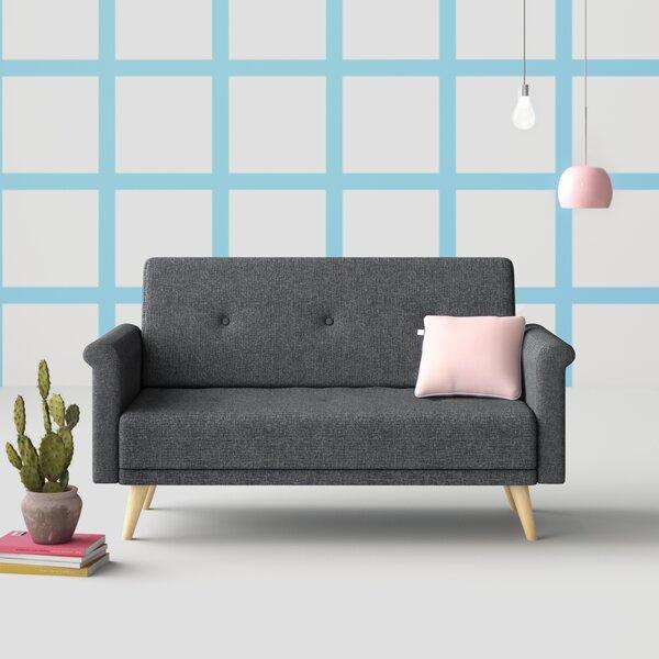 Amazing 1 Confident Vintage Loveseat By Hashtag Home Cool Loveseats Machost Co Dining Chair Design Ideas Machostcouk