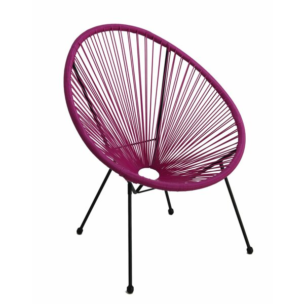 Aubrianna Acapulco Papasan Chair by George Oliver George Oliver