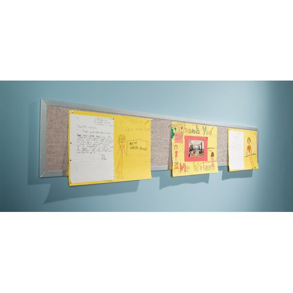 Wall Mounted Bulletin Board by Best-Rite®