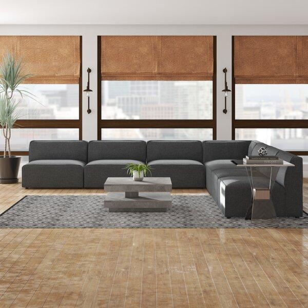 Colbert 7 Piece Upholstered Sectional by Brayden Studio