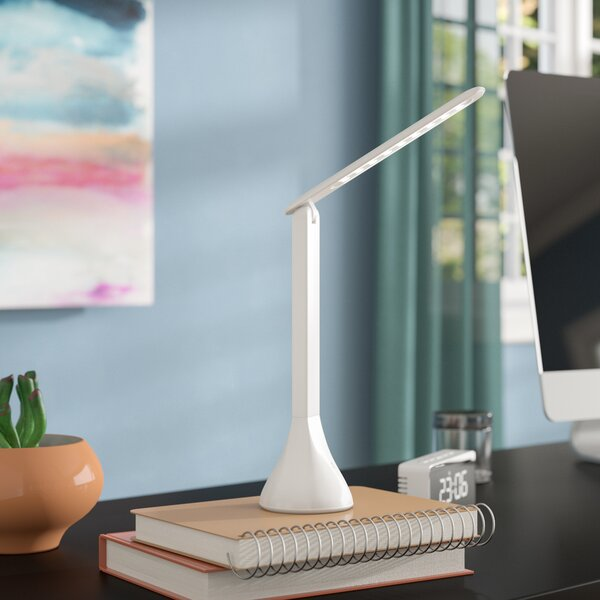 Shumake Smart 9.8 Desk Lamp by Latitude Run