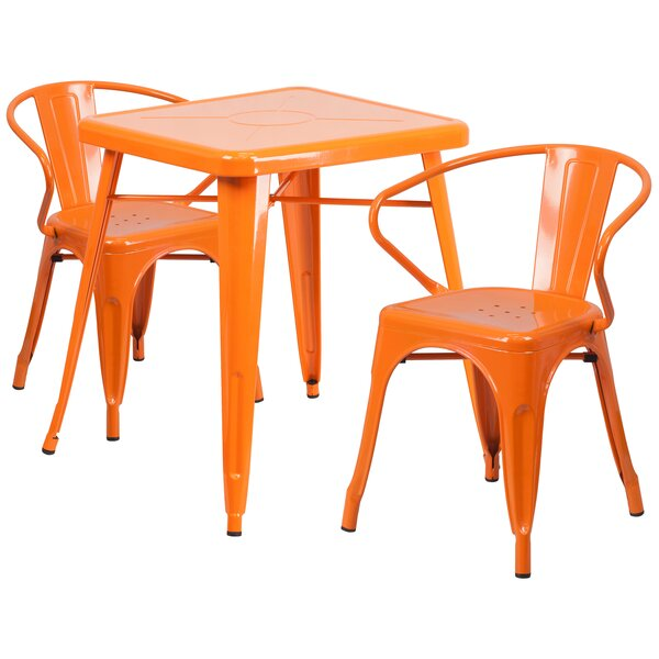 Indian Wells 3 Piece Dining Set by Trent Austin Design