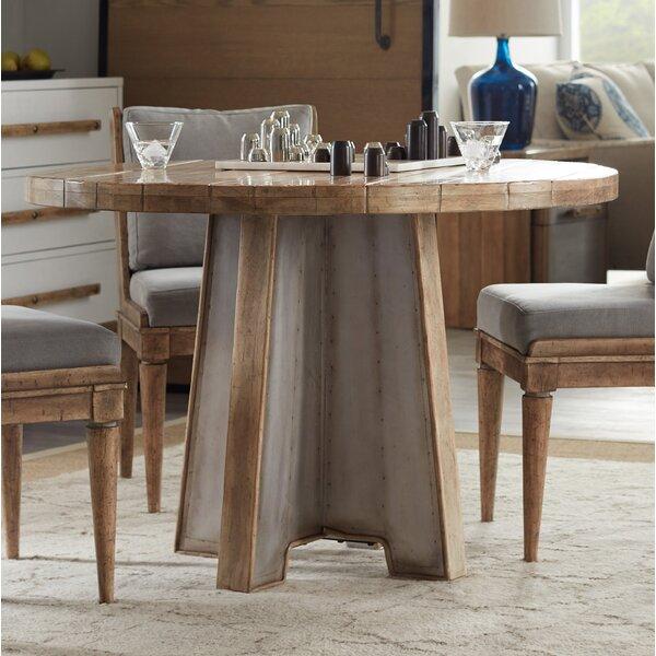 Urban Elevation Solid Wood Dining Table by Hooker Furniture Hooker Furniture