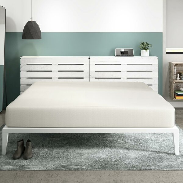 12 Medium Memory Foam Mattress by Alwyn Home