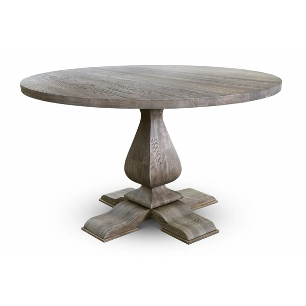 Hana Solid Wood Dining Table by One Allium Way