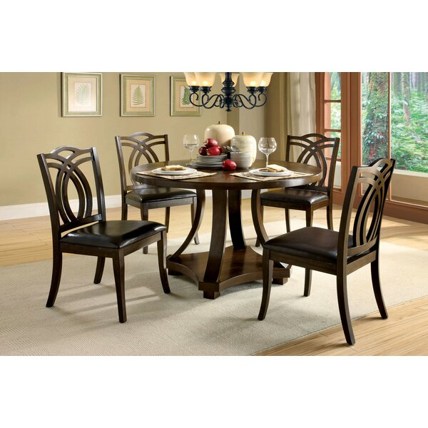 Elia 5 Piece Dining Set by Astoria Grand
