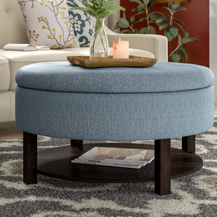 Marvelous Parksley Storage Tufted Ottoman Gmtry Best Dining Table And Chair Ideas Images Gmtryco