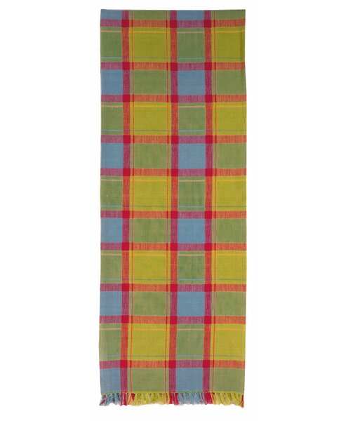 McHugh Plaid Table Runner (Set of 2) by August Grove