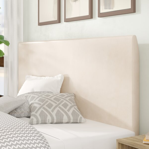 Classico Slipcover Upholstered Panel Headboard by Brayden Studio