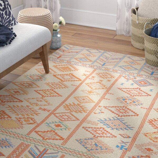 Wilkerson Ivory Area Rug by Mistana