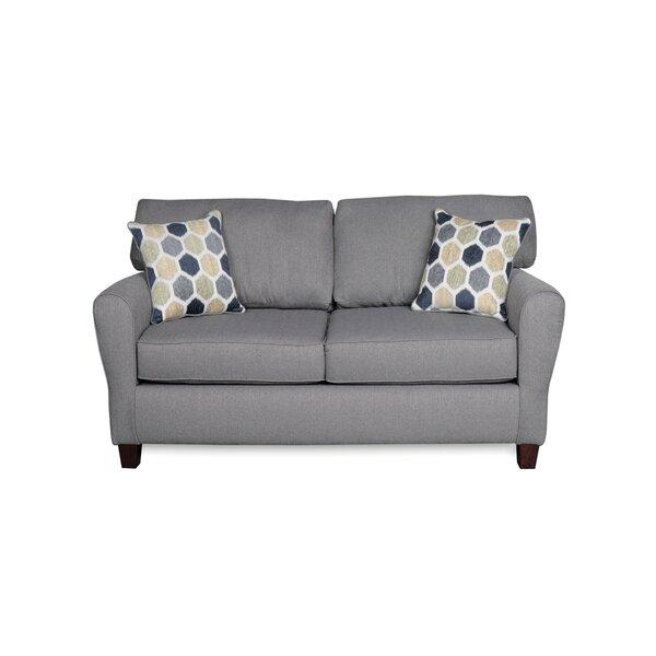 Parishville II Standard Love Seat by Red Barrel Studio