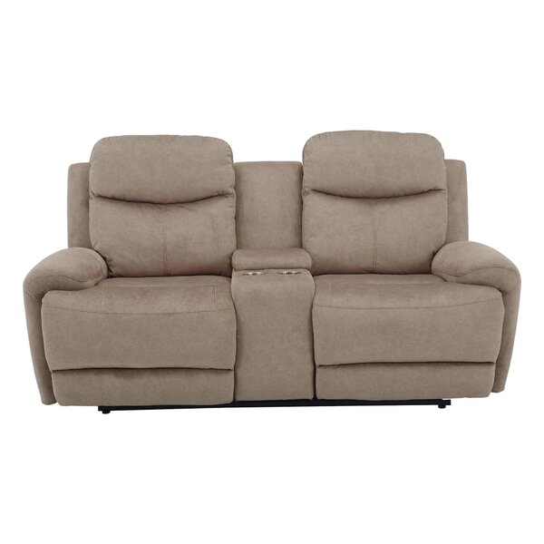 Giusti Reclining Loveseat By Ebern Designs