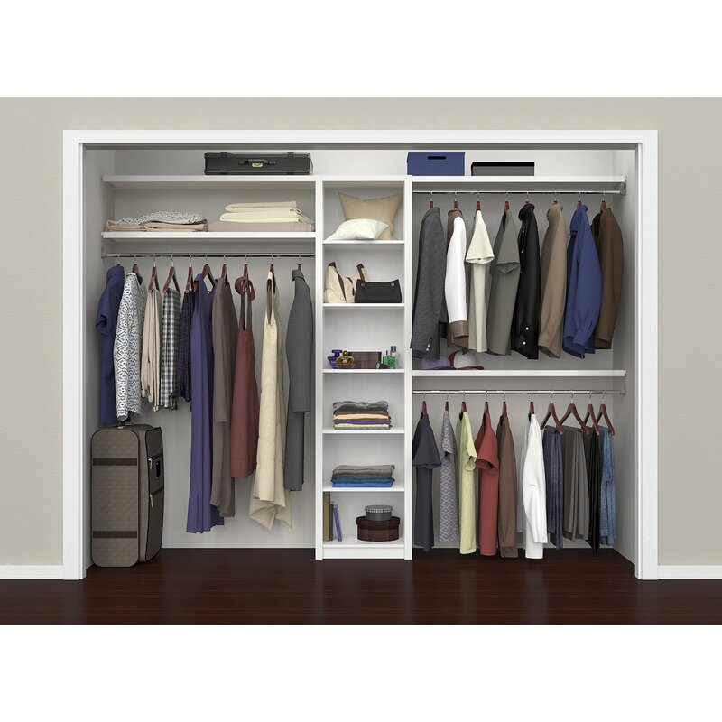 Ecreations 44 W 115 Closet System