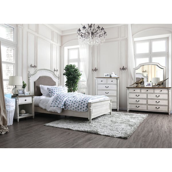 Elzada Configurable Bedroom Set by Rosecliff Heights