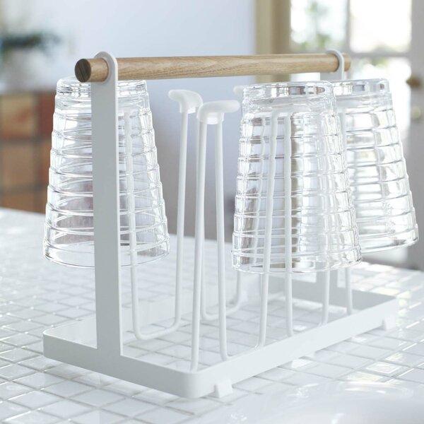 Jamari Glass Stand by Corrigan Studio