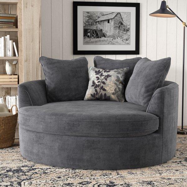 Laurel Foundry Modern Farmhouse Marta Cuddler Chair And A Half U0026 Reviews By  Laurel Foundry Modern