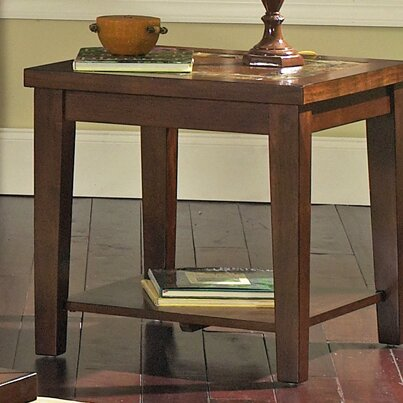 Davenport End Table by Steve Silver Furniture