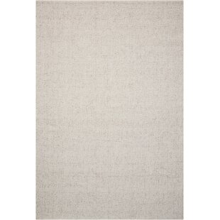 Tobiano Hand-Knotted Sand Area Rug by Calvin Klein