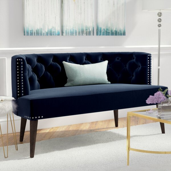 Holiday Shop Winnetka Settee by Charlton Home by Charlton Home