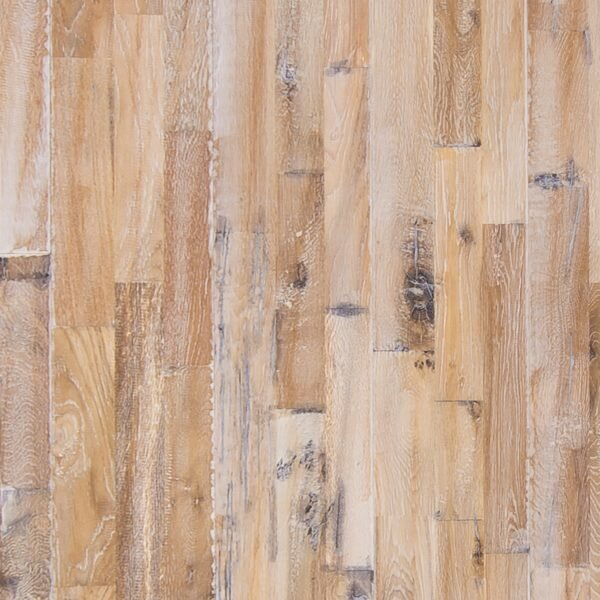 Dalton 7-7/8 Solid Oak Hardwood Flooring in White Wash by Albero Valley