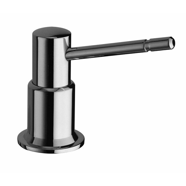 J25 Kitchen Series Single Hole Under Counter Soap Dispenser by Jewel Faucets