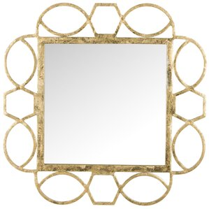 Alexandria Fretwork Wall Mirror