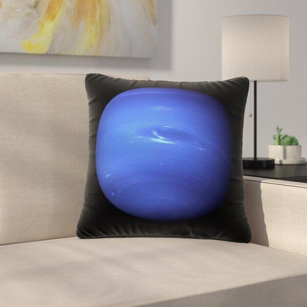Alias Neptune Outdoor Throw Pillow by East Urban Home