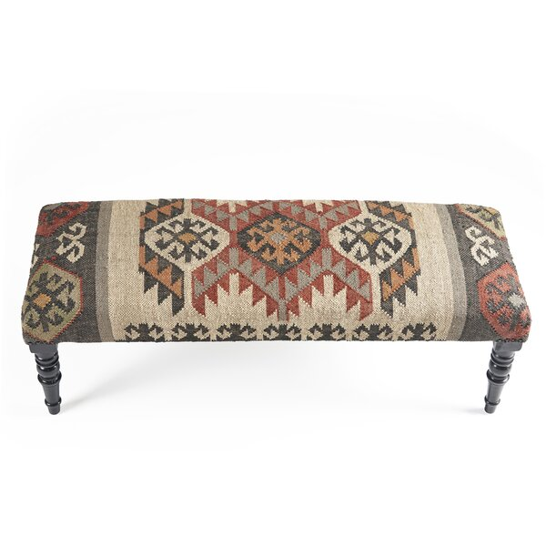 Kyle Upholstered Bench by Union Rustic