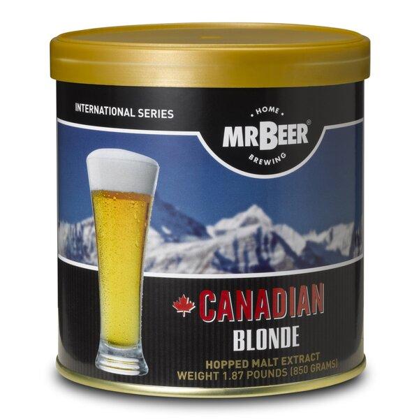 Mr. Beer Canadian Blonde Beer Making Refill Kit by Mr. Beer