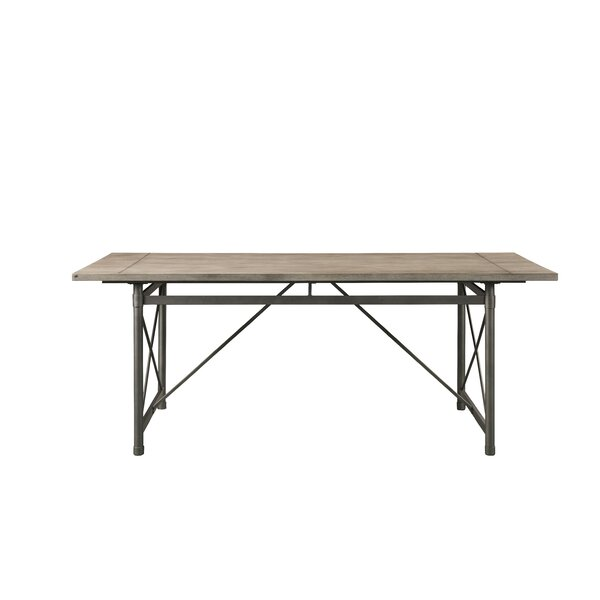 Mayhew Dining Table by Gracie Oaks