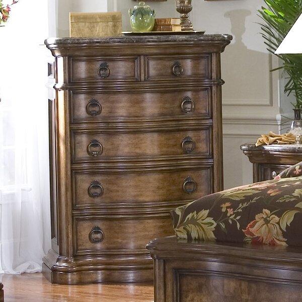Jonesville 5 Drawer Chest by Astoria Grand