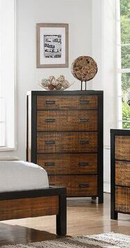 Grijalva Trim 4 Drawer Chest by Bay Isle Home