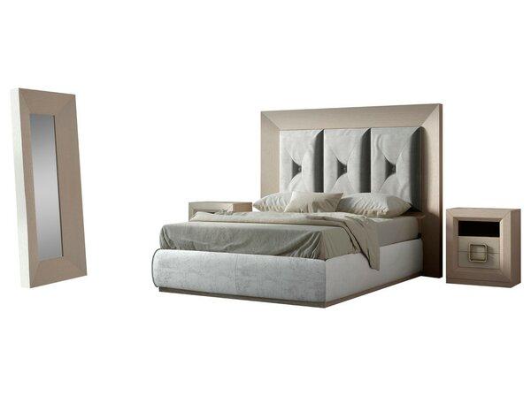 Berkley Panel 5 Piece Bedroom Set by Orren Ellis
