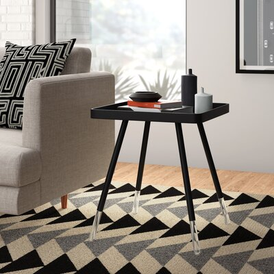 Modern Square End Side Tables Allmodern