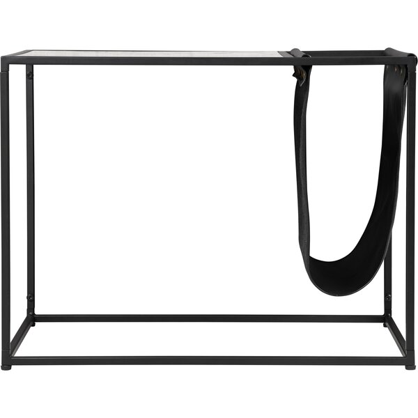 Carlile End Table by Williston Forge