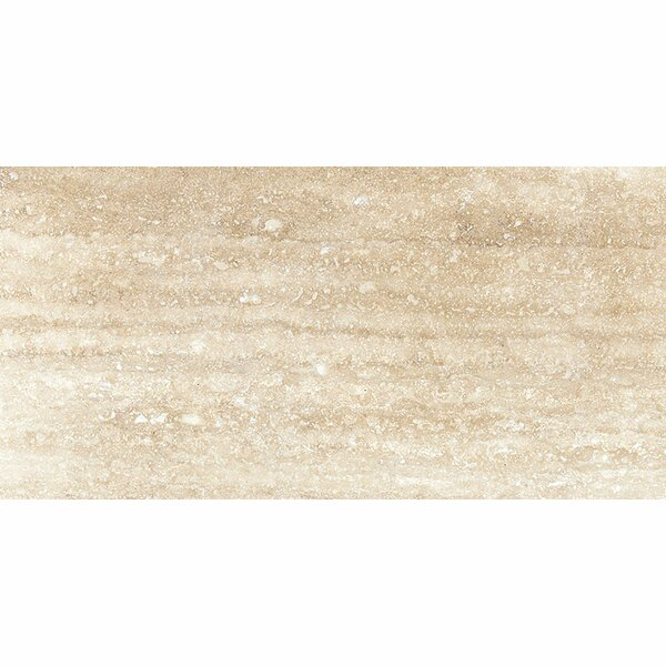 Pueblo 6 x 24 Stone Field Tile in Beige by Parvatile