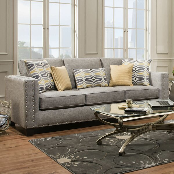 Weekend Shopping Oliver Sofa by Chelsea Home by Chelsea Home
