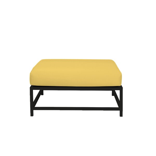 Ashlee Ottoman with Cushion by Brayden Studio