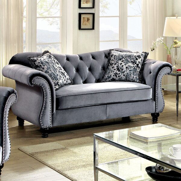 Nice Tabitha Loveseat by House of Hampton by House of Hampton