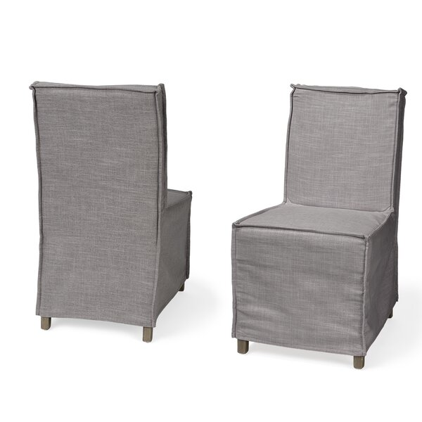 Tafolla Upholstered Dining Chair (Set of 2) by Gracie Oaks