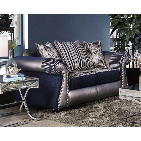 Ridgley Loveseat by Astoria Grand