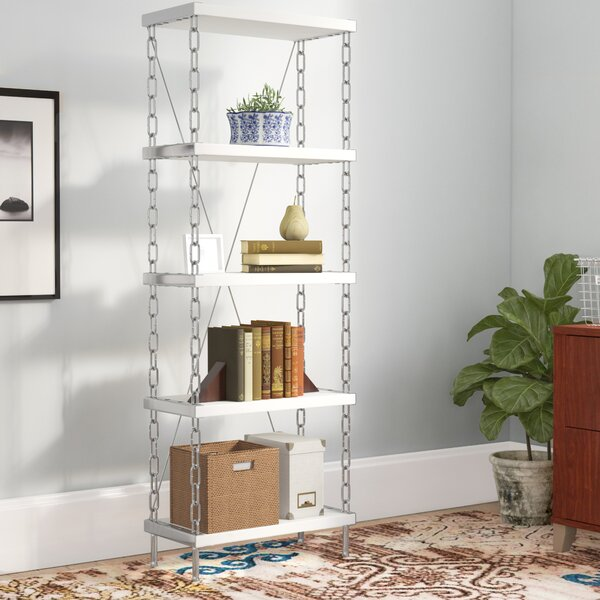Beckley Etagere Bookcase by Ivy Bronx Ivy Bronx