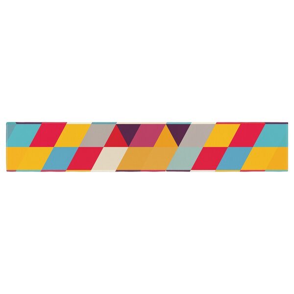 Danny Ivan Kyoto Table Runner by East Urban Home