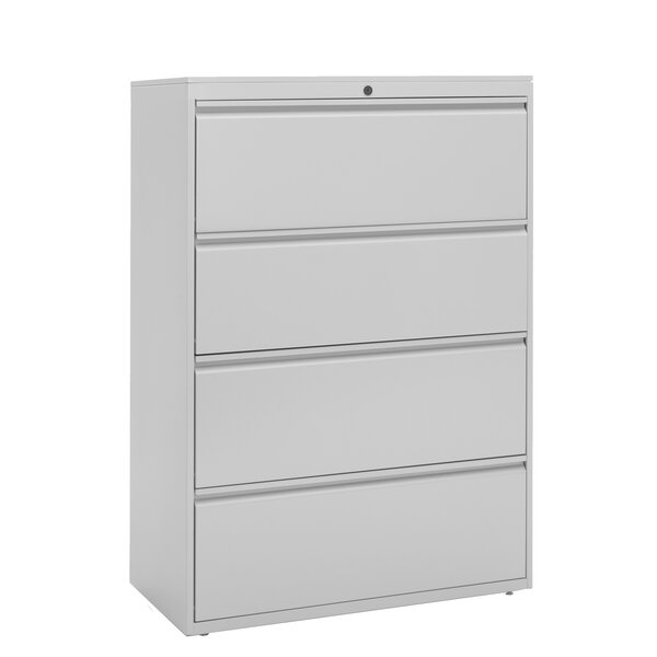 Trace 4-Drawer Vertical Filing Cabinet