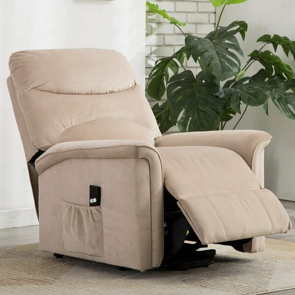 Lois Power Lift Assist Recliner by Red Barrel Stud
