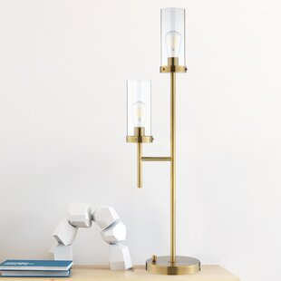 Low priced Jamin 38 Torchiere Table Lamp By Latitude Run