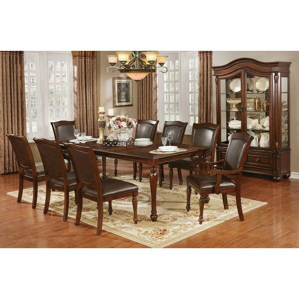Dufrene 9 Piece Drop Leaf Dining Set by Astoria Grand