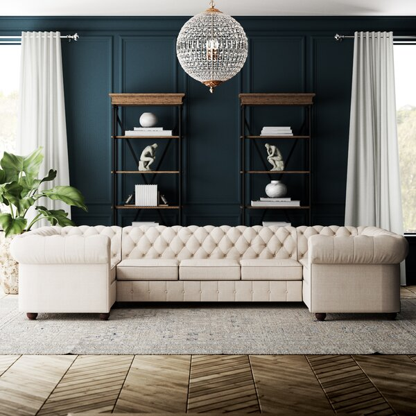 Quitaque Symmetrical Sectional By Greyleigh