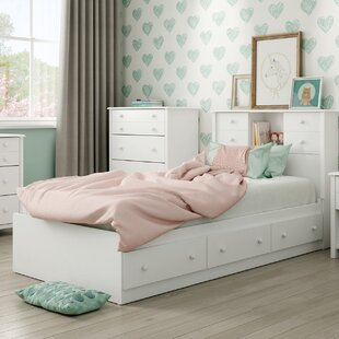 Little Smileys Twin Mate S Bed With 3 Drawers